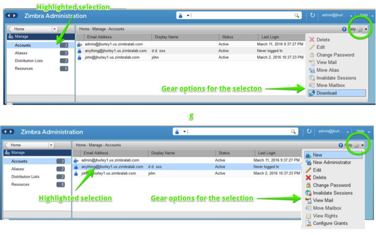 Zimbra Collaboration Administrator Guide version 8 8 5