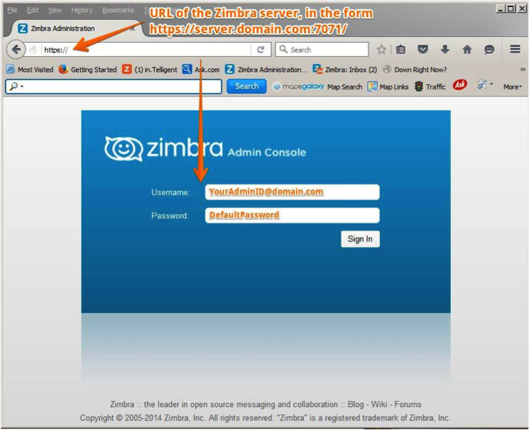 Zimbra Collaboration Administrator Guide version 8 8 6